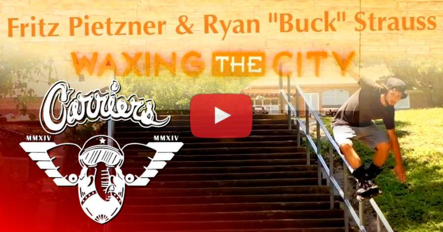 Waxing the City (2018) by Ryan Buck Strauss, with Fritz Peitzner