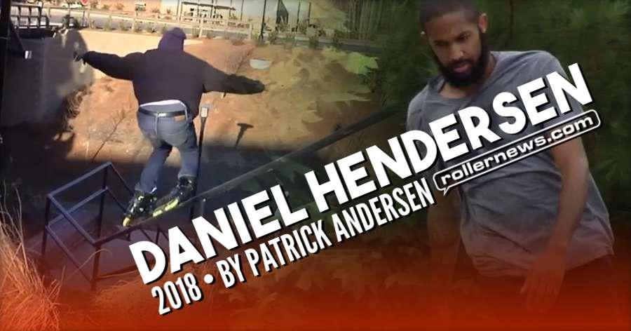 Daniel Henderson - 2018, by Patrick Andersen
