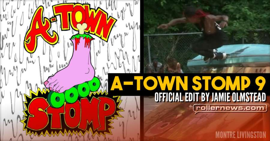 A Town Stomp 9 - Official Edit (2018) by Jamie Olmstead
