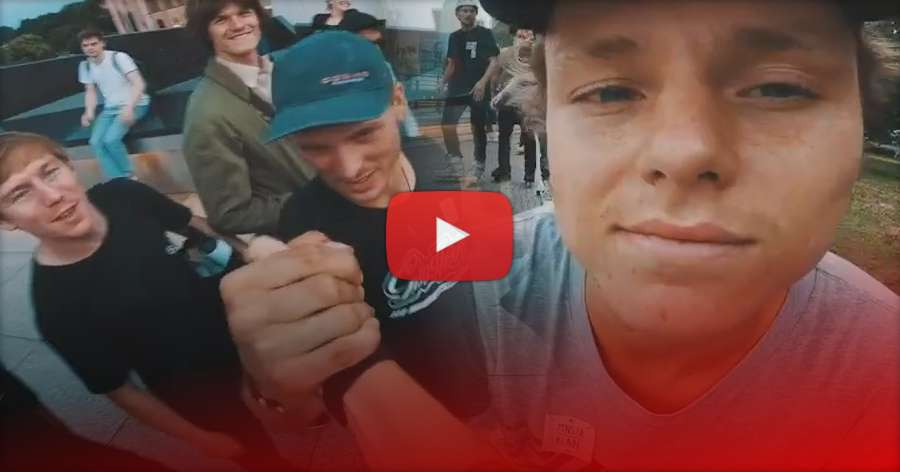 Abriss Realstreet 2018 - RAW Updates with Nils Jansons - Winner: Jo Zenk, Clips by Kaspars Alksnis