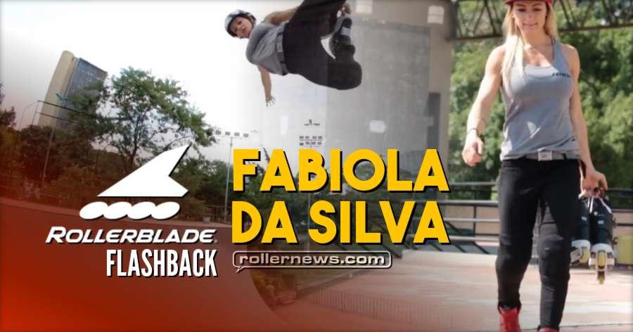 Rollerblade: Flashback with Fabiola Da Silva (2018)
