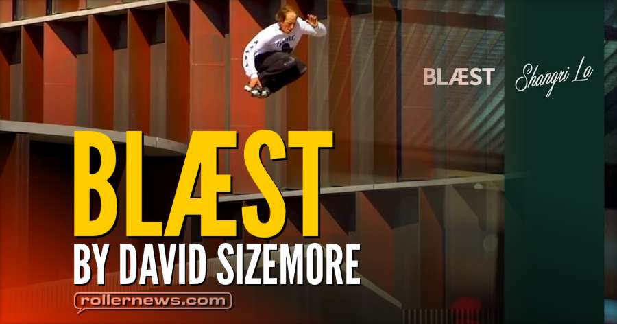 BLAEST by David Sizemore (2018)