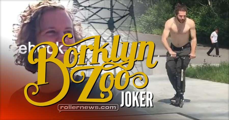 Borklyn Zoo - Joker (2018) with Eugen Enin, Sven Ischen, Jo Zenk & Friends