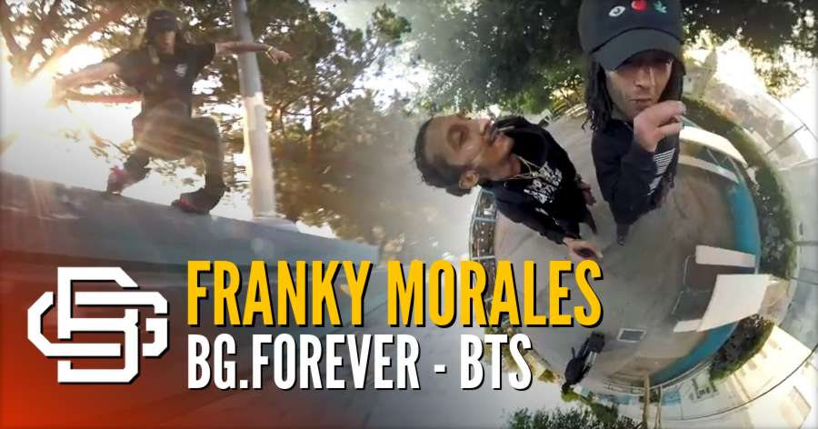 Franky Morales - BG.Forever, Behind the Scenes