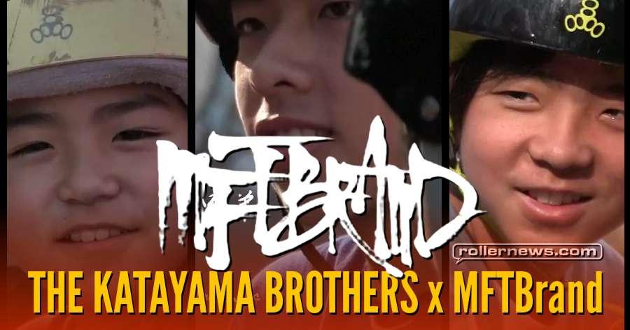 Katayama Brothers (Japan, 2018) - MFTBrand Edit