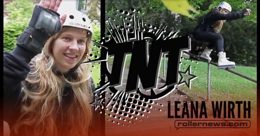 Leana Wirth - TNT Clothing Flow Team Rider (2018) - Clips