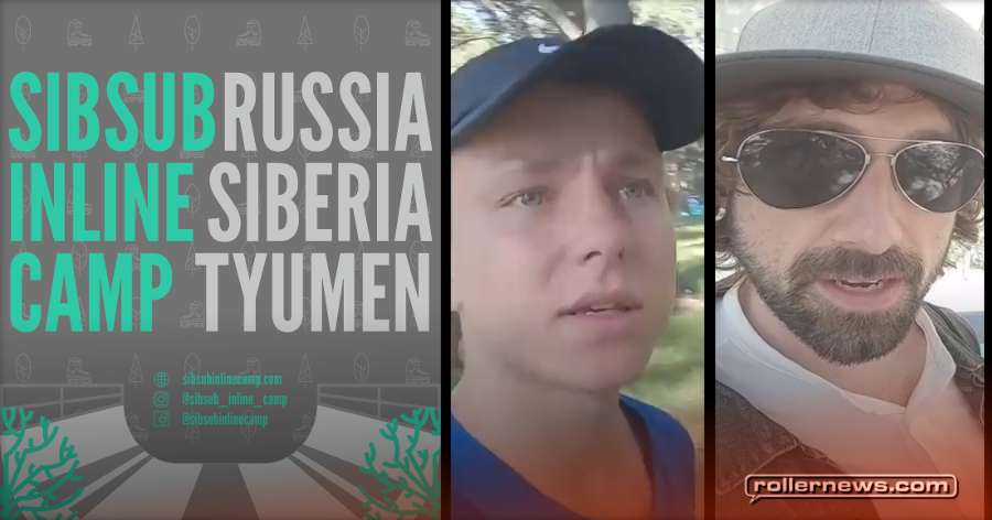 Nils Jansons & Friends - Sib Sub Inline Camp (Russia, 2018)