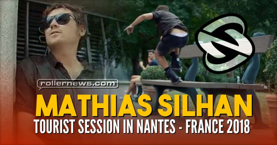 Mathias Silhan - Tourist Session in Nantes (France, 2018) by Cedric Duchemin