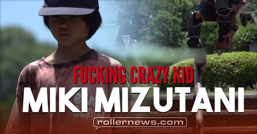 Fucking Crazy Kid - Miki Mizutani (2018)