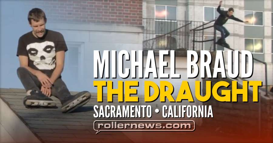Michael Braud - the Drought (2014, Sacramento, California) by Casey Baggozi