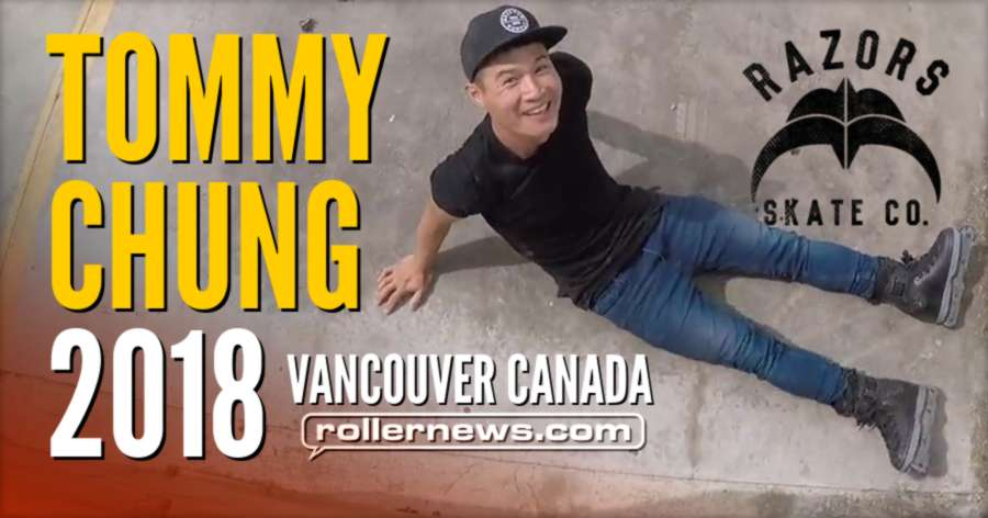 Tommy Chung 2018 (Vancouver, Canada)