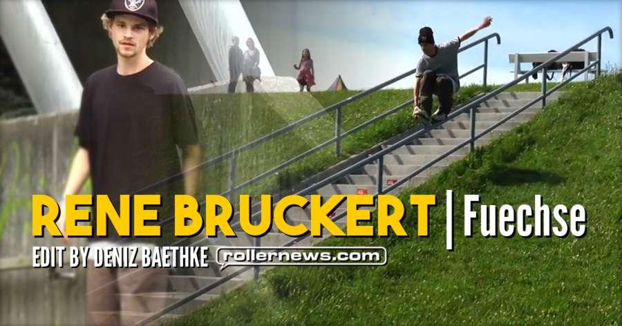 Rene Bruckert - Fuechse (Germany, 2018) by Deniz Baethke