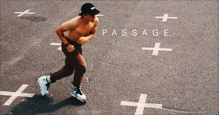 Roces Skates Presents 'Passage' (2018) featuring Nils Jansons, Created by Kaspars Alksnis