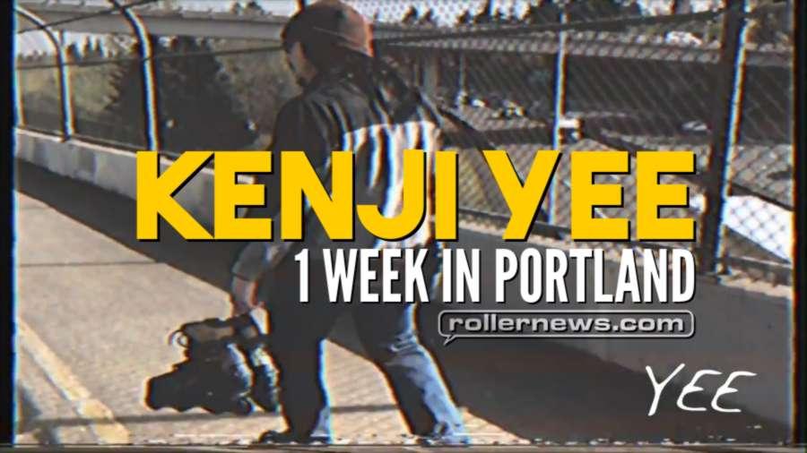 Kenji Yee - 1 week in Portland (2018)  by Matthew Rice