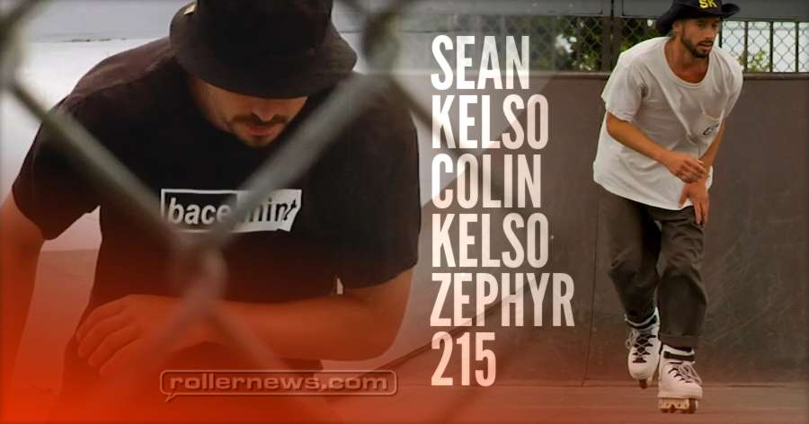 zephyr_215: Sean Kelso x Colin Kelso (Bacemint 2018)