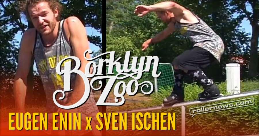 Heat (2018) - Borklyn Zoo Edit feat. Eugen Enin and Sven Ischen