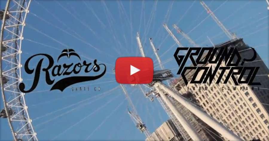 Alex Burston | London City Check (2018) - Ground Control Edit