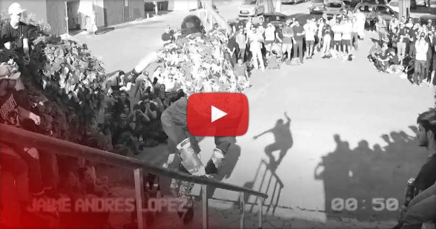 E.S.A. Street Contest 2018 (Montpellier, France) - Arcena Edit