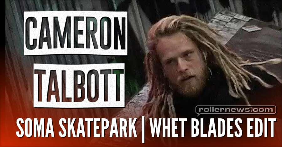 Cameron Talbott - Soma Skatepark (2018)