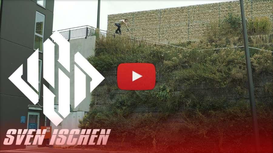 Sven Ischen - Ischen Impossible (2018) by Daniel Enin - Negative Protocol - USD Skates Edit