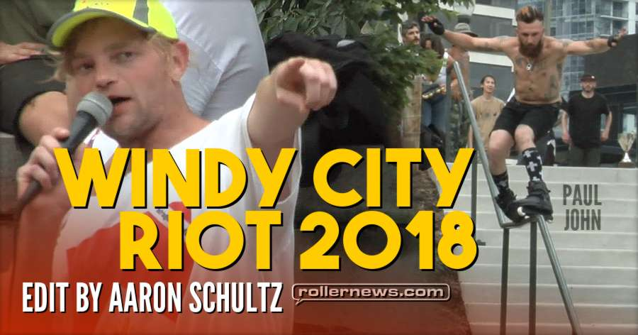 Windy City Riot 2018 - Edit by Aaron Schultz + Results
