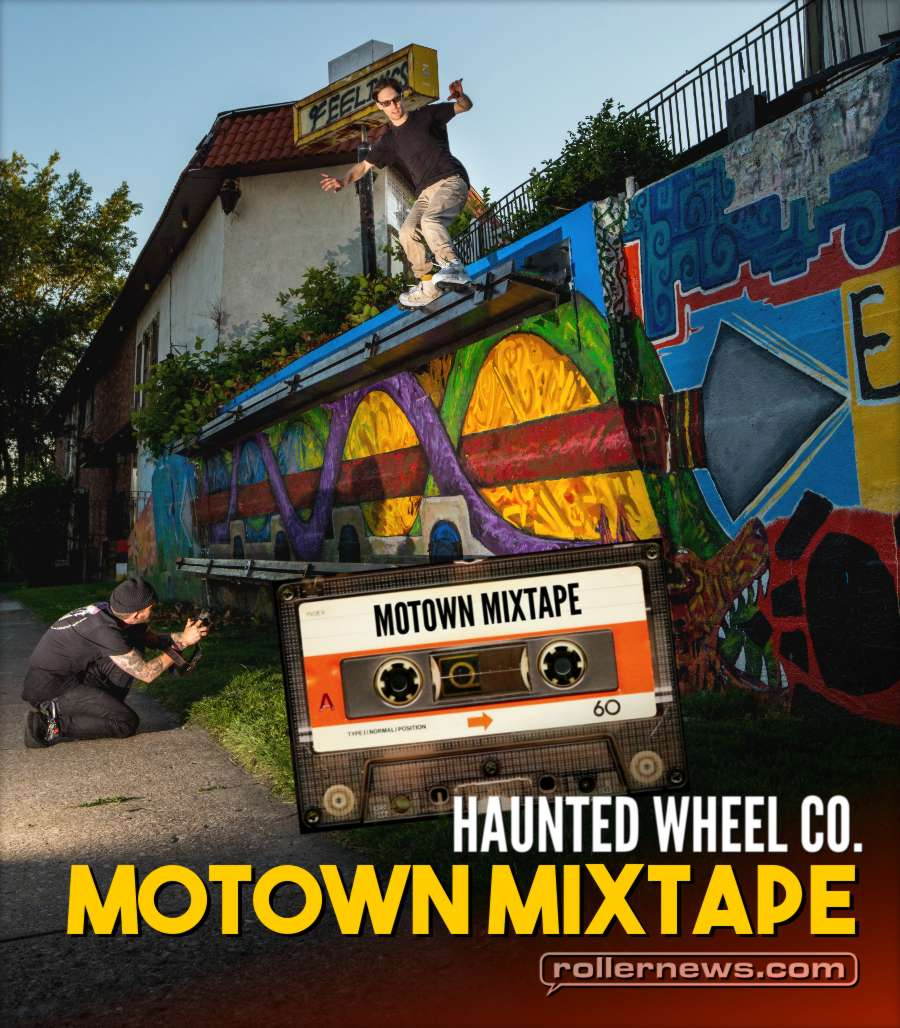 Haunted Wheel Co - Motown Mixtape (VOD, 2018) by Brad Oz, Trailer - Video Out Now