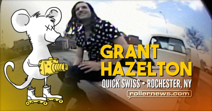 Grant Hazelton - Quick Swiss (2018 - Rochester, NY) - filmed by Tim Adams