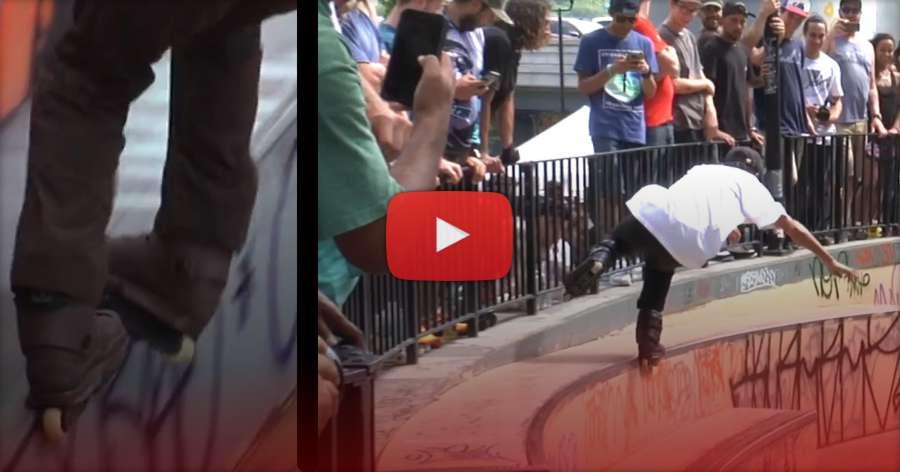 BPSO2K18 - The Boschi Pope Skate Off 2018, Ghetto Community Edit
