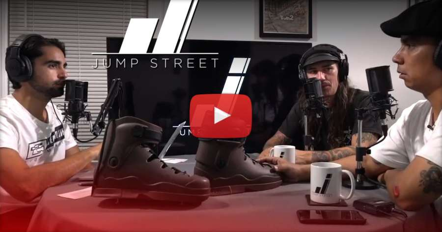 Jump Street Podcast by Austin Paz and Billy O'Neill - With Jon Julio (August 2018)