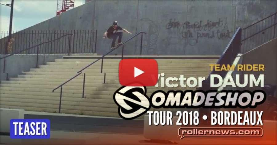 Nomadeshop Tour 2018 - Bordeaux (France) - Teaser by Cédric Duchemin