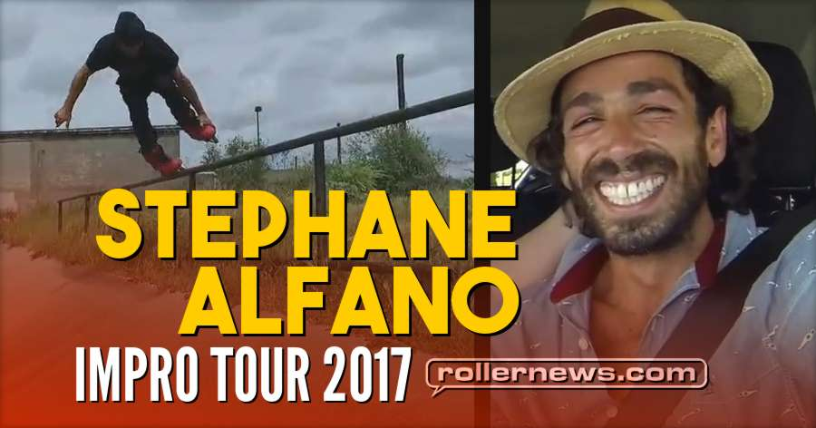 Stephane Alfano - Improtour 2017, Section by Kevin Ciman