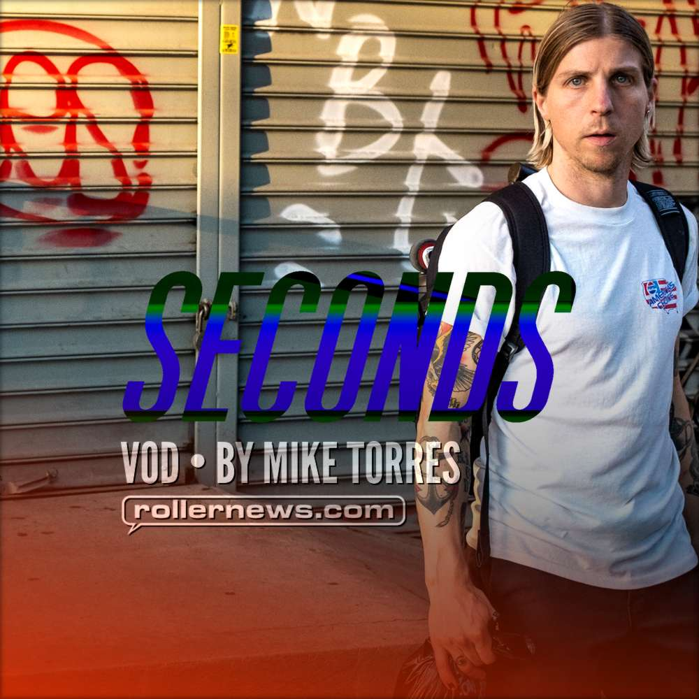 Alex Broskow in NYC: Seconds (VOD, 2018) by Mike Torres - Teaser