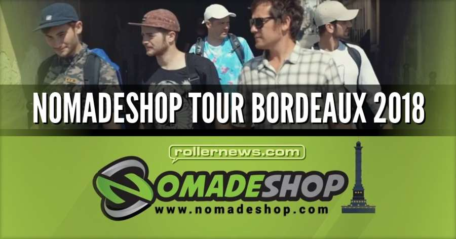 Nomadeshop Tour 2018 - Bordeaux (France) - Edit by Cédric Duchemin