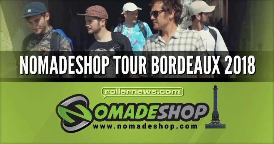 Nomadeshop Tour 2018 - Bordeaux (France) - Edit by Cédric Duchemin
