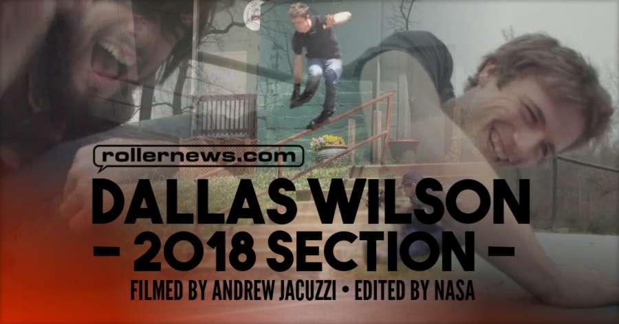 Dallas Wilson - 2018 Section