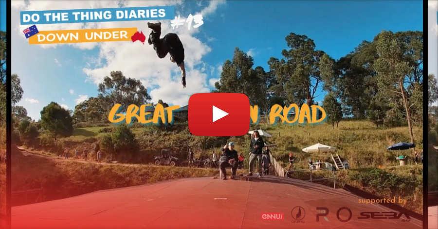 CJ Wellsmore - Do the Thing Diaries #13 - the Great Ocean Road (Australia, 2021)