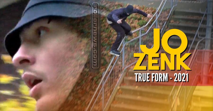 Jo Zenk - True Form (2021, Germany)