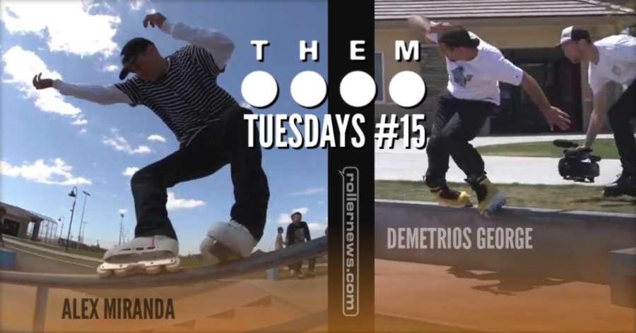 Them Tuesdays #15 with Randy Spizer, Jon Julio, Demetrios George & Friends (2021) - Edit by Nolan Jun