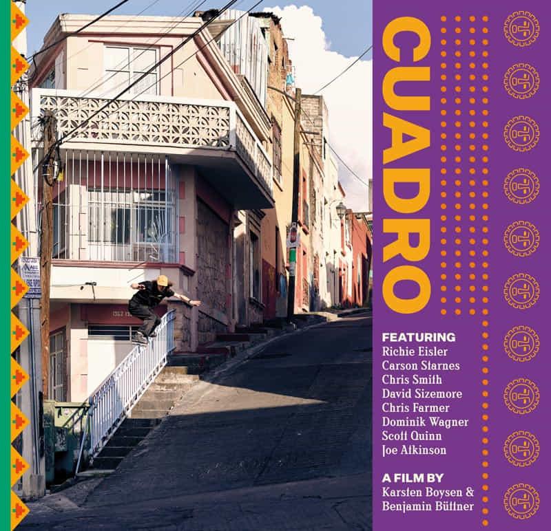 Cuadro (2020) by The Cayenne Project - VOD by Karsten Boysen & Benjamin Büttner - Teaser & Trailer