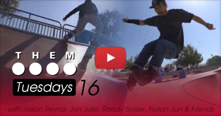 Them Tuesday #16 (May 2021) with Jason Reyna, Jon Julio, Randy Spizer & Friends