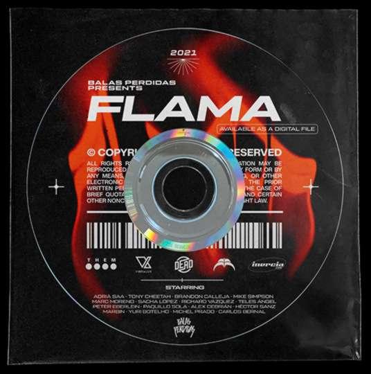Los Balas Perdidas - Flama (2021, VOD) - Trailer