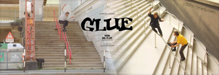 Gabriel Hyden - Glue (2020) - Full VOD, Now Free