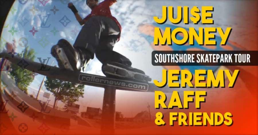Southshore Skatepark Tour (2021) with Juisemoney, Jeremy Raff & Friends