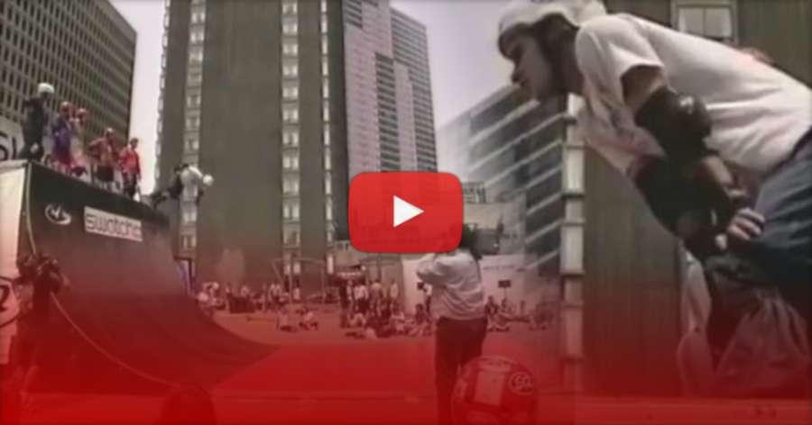 Arlo Eisenberg - Bay & Wellesley / MacDonald Block Demo - Toronto (Canada, 1996)