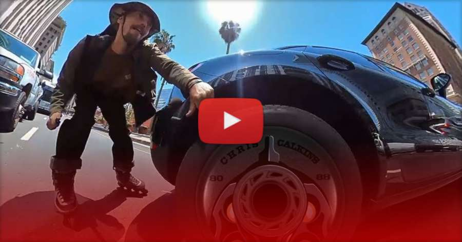 Chris Calkins - UC Wheels TV Series Pro Wheel - Undercover Promo Edit by Daniel Scarano (2021)