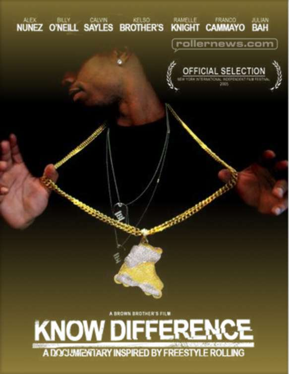 B-Unique - Know Difference (2006) - A Documentary inspired by Freestyle Rolling