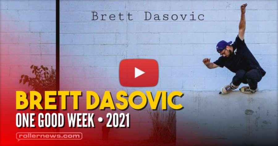 Brett Dasovic - One Good Week (2021)