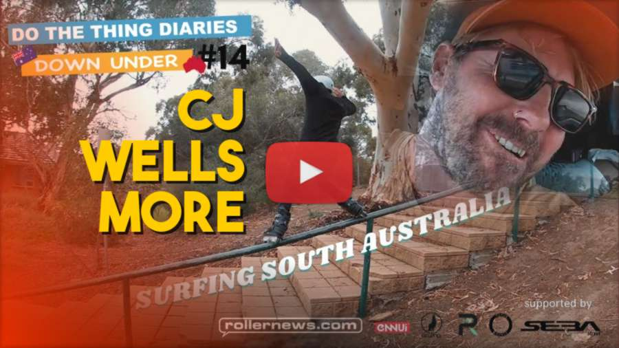 CJ Wellsmore - Do the thing diaries - Lost in a Good Way - Surfing South Australia (May 2021)