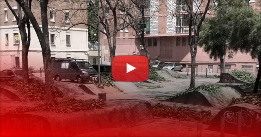 Nick Lomax - Carpark or Skatepark ?! (2021) - Powerslide Freeskating Edit
