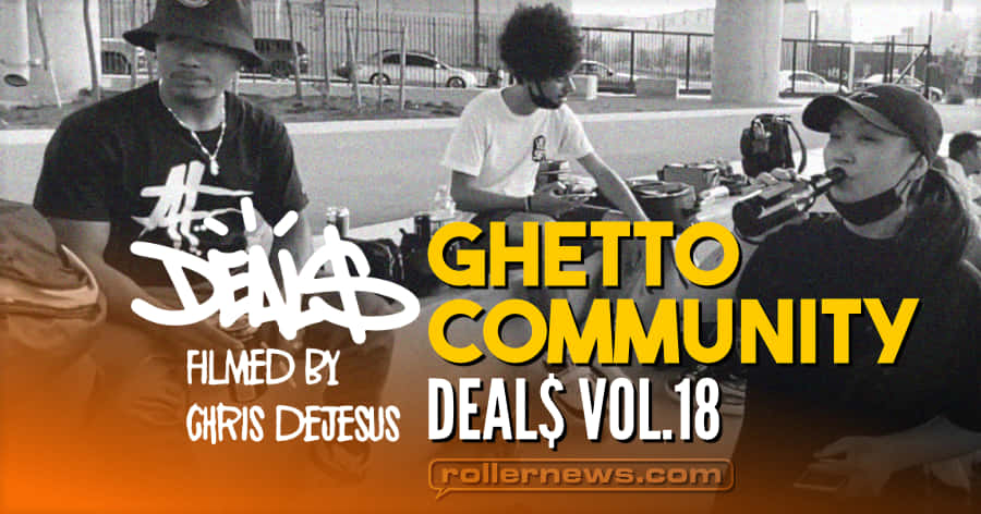 Ghetto Community - Deal$ 18 (May 2021)